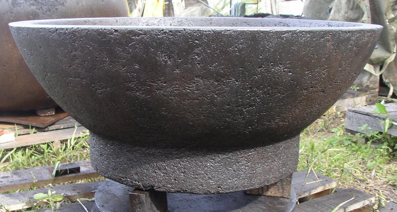 Image of Ceremonial Bowl with a Circular Foot